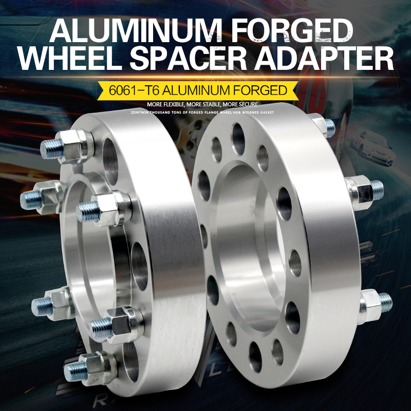2/4Pieces 30/35/38mm PCD <font><b>6x139.7</b></font> 106mm <font><b>Wheel</b></font> <font><b>Spacer</b></font> Adapter 6 Lug For Toyota 4Runner FJ/Land Cruiser Tundra LC100 Hilux Fortuner image