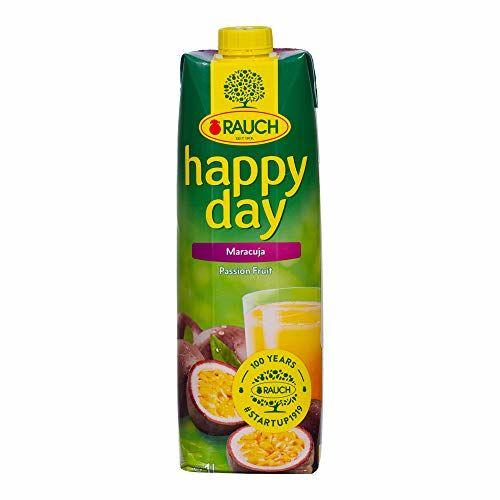 Happy Day Maracuja 1l [Prodotti Alimentari E Bevande]