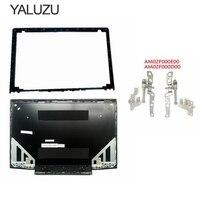 레노버 Y700-17ISK Y700-17 LCD 뒷면 커버 블랙 am0zh000200에 대한 새로운 LCD 베젤 커버
