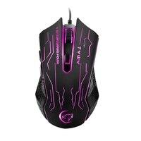 Usb Gaming Maus G820 Pc Maus 3200 Dpi 6 Tasten Maus Für Lol Pubg Dota2 Pc Gamer