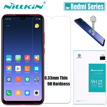 for Xiaomi Redmi Note 7/6/5 Pro Glass Screen Protector Nillkin Safety Protective Tempered Glass on Redmi 7A/7/6A/6/5A/K20 Pro