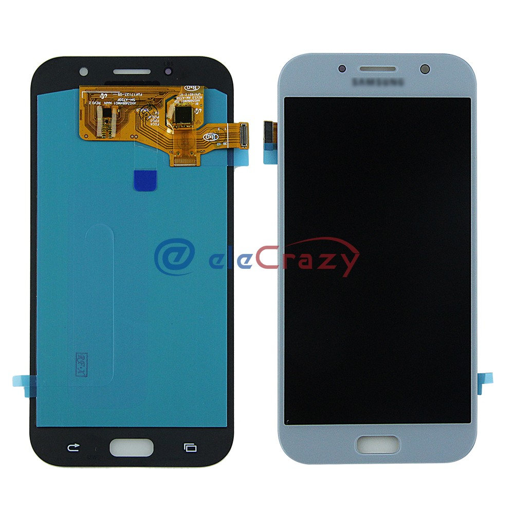 100% tested AMOLED <font><b>Samsung</b></font> Electronics Galaxy A7 2017 <font><b>A720</b></font> A720F SM-A720F <font><b>LCD</b></font> display with touch screen assembly image