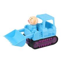 Детский Электрический светящийся игрушечный автомобильный музыкальный