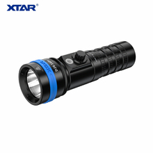 Xtar D26 1600 Wide View Angle 16340 26650 18650 Diving Light Magnetic Press Switch XHP35 Powerful Un