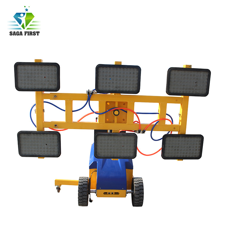 Multi-function Vacuum Lifter For Glass,Marble,Steel Plate