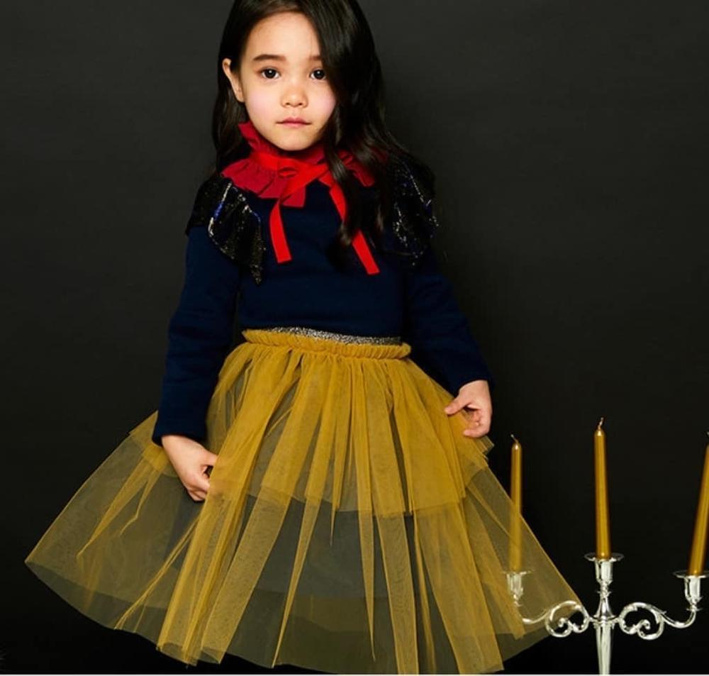 Kids Clothes Sets 2020 Jujubong Brand Summer Boys T shirts Baby Girls Dresses Princess Children Pullover Uniform Girl Skirts 5