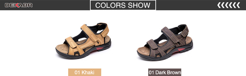 H2f71295012974fa5a2a6d5f747c588bbM - DEKABR Top Quality Sandal Men Sandals Summer Genuine Leather Sandals Men Outdoor Shoes Men Leather Shoes Big Plus size 46 47 48