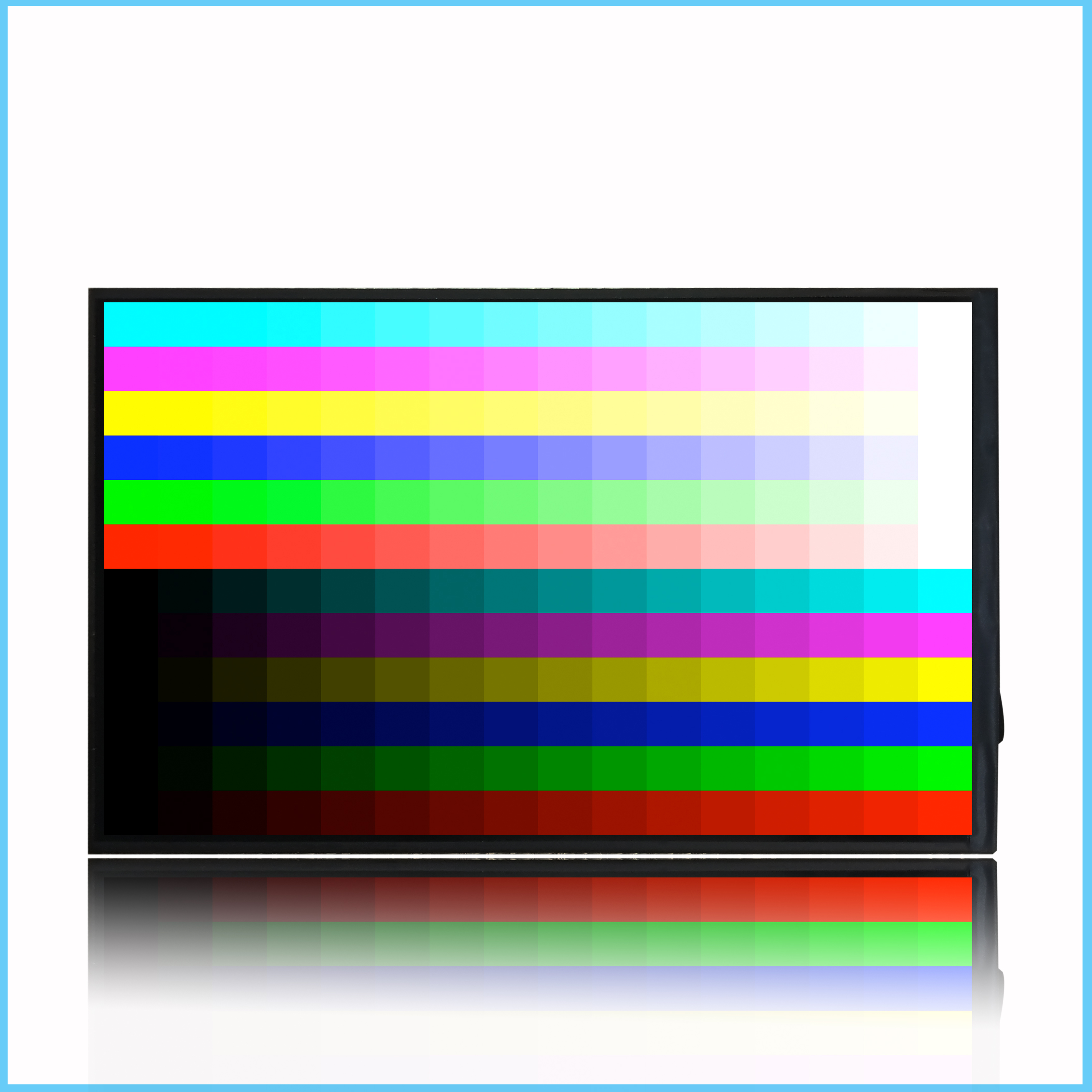 New 10.1inch For K101-02m401-fpc-b K101-im20a805-l K101-im2qa805-l  Inner LCD Display Panel Replacement