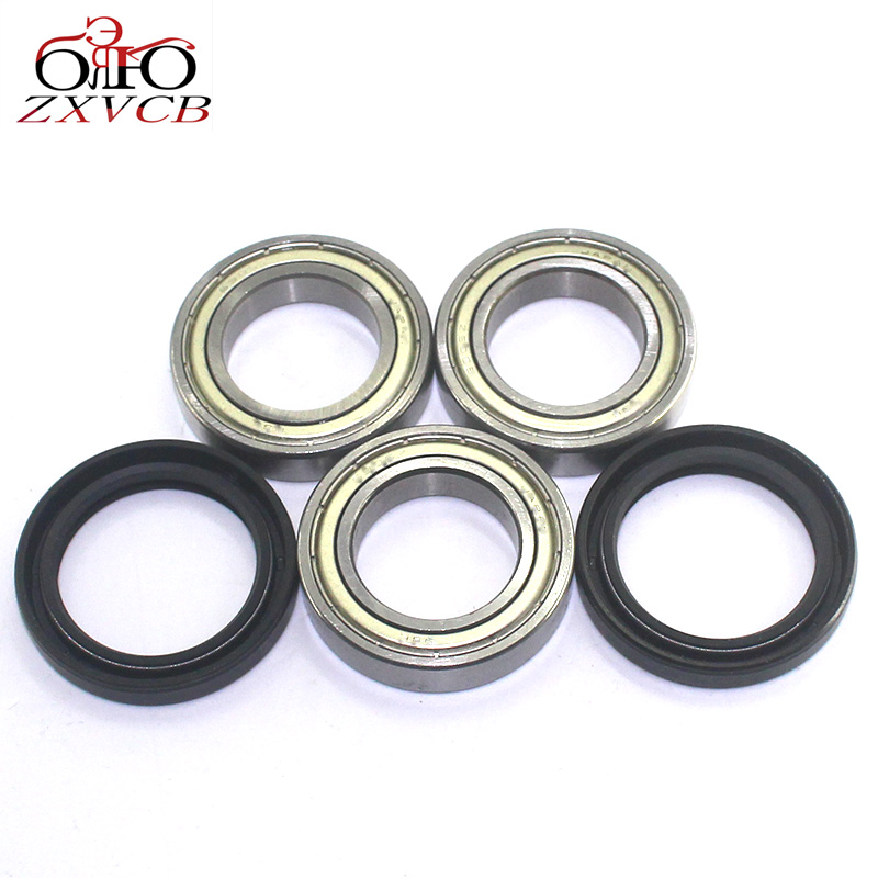 For CR125R CR250R CR125 CR250 CR 125 250 R Motorcycle Rear Wheel Bearing Oil Seal Transmission