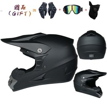 Motor Bike Cross Racing Motorcycle Helmet Safety Enduro Capacete Motorrad Cascos Downhill Bicycle Engine Cafe Racer ATV Helmets 25