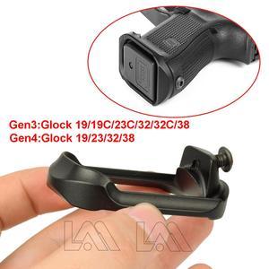 Glock PRO MAGWELL MAG-WELL compacto Gen3 Gen4 GLOCK 19 19C 23 23C 32 32C 38 fondo de revista