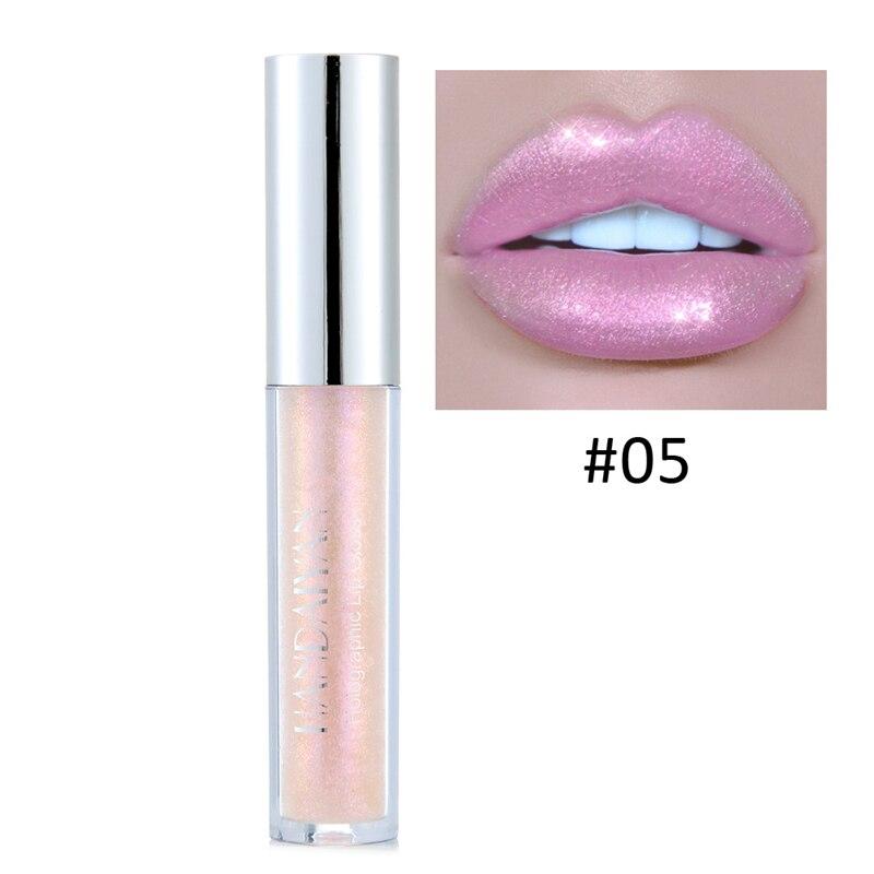 Glitter Liquid Holographic Lipstick 6