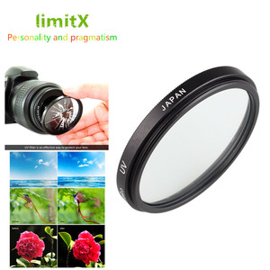 Image 3 - 46mm UV Filter + Metal Lens Hood + Cap + 9H Tempered Glass LCD Screen Protector for Nikon Z50 camera with 16 50mm lens