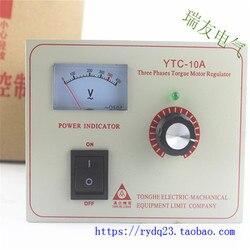 Koppel Motor Controller 10A Koppel Motor Speed Regulator/Meter Bedieningspaneel YTC-10A Tonghe 380V