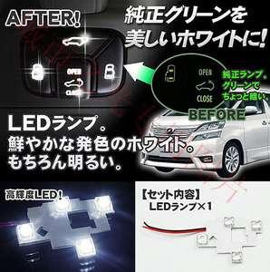 Car-Reading-Light VELLFIRE Toyota Alphard FOR H2 LED
