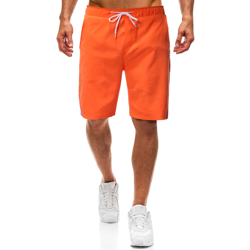 MEN'S WEAR New Style Shorts Nine Color Plus-sized Beach Shorts Surfing Sports Fitness Running Shorts Zt-k66