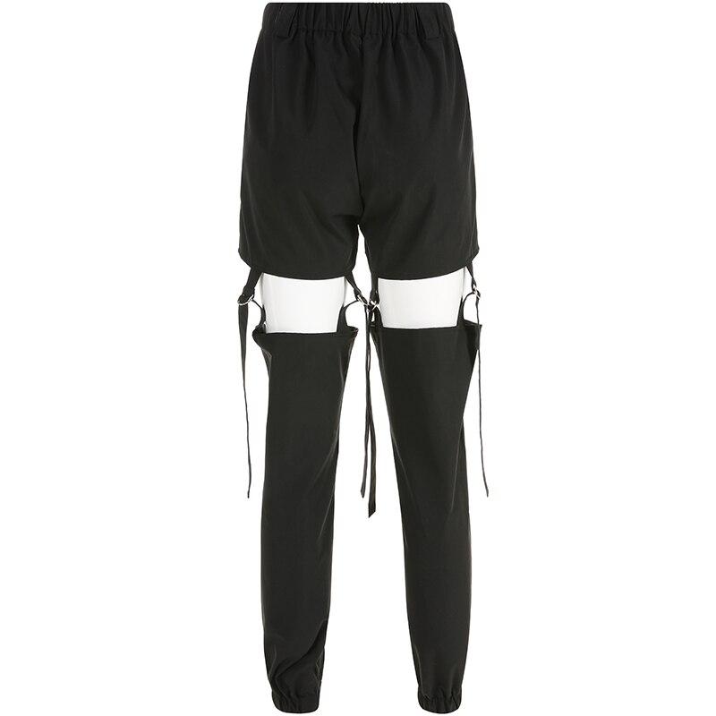 High Waist Cargo Pants 8