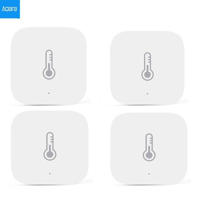 기존 Aqara 스마트 공기 압력 온도 습도 환경 센서 Android IOS Mijia APP 제어