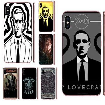 For Samsung Galaxy J8 J7 J6 J5 J4 J3 J2 prime pro core 2018 2017 2016 2015 Luxury Cell Phone Case Cool Lovecraft Film Festival image