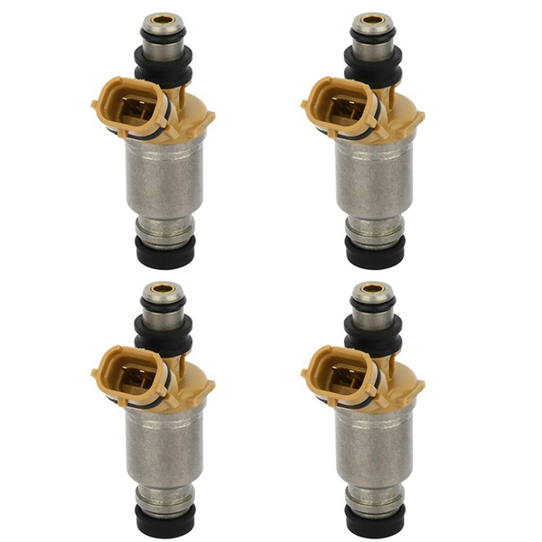 4PCS kit Flow Matched Fuel Injector 23250-16120 for Toyota-Geo 1.6