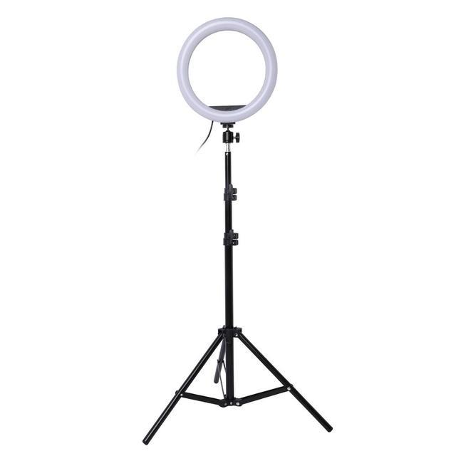 Photography LED Selfie Ring Light