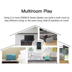 Image 5 - GGMM E2 Bluetooth Lautsprecher Tragbare 10W Wahre Wireless WiFi Smart Lautsprecher 15H Spielen zeit Klar Stereo Sound mini Lautsprecher Blutooth