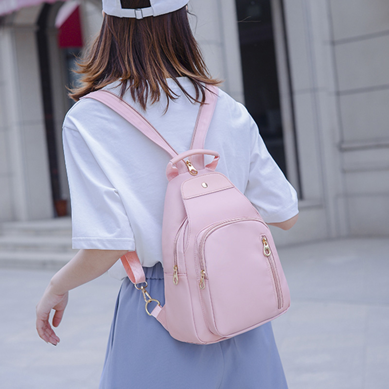 Details about  /Small Backpack Fashion Ladies  Women Oxford Waterproof Mini Backpack Women