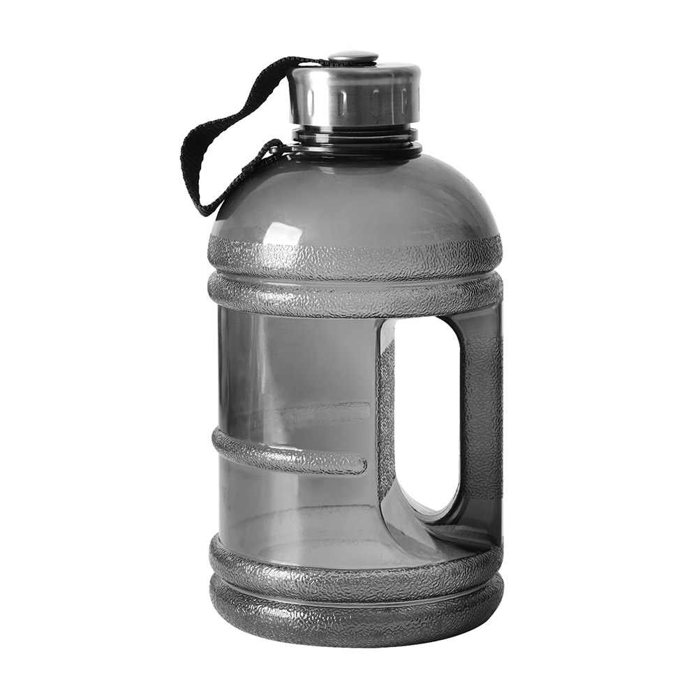 botella de agua grande sin BPA gimnasio botella de agua de 2,2 litros botella de deporte botella de agua para gimnasio SLUXKE Botella de deporte de 2,2 l//3,78 l antigoteo