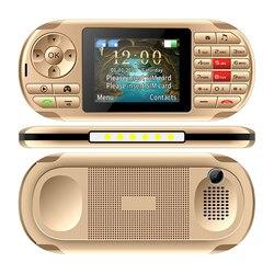 UNIWA GP001 2 w 1 telefon komórkowy do gier 2.8