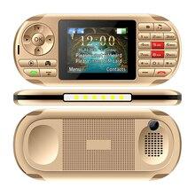 """Uniwa telefone celular gp001 2 em 1, gaming, tela de 2.8 """"e celular, 2500mah, standby longa duração, dual sim stanby sc6531e teclado de alto falante"""