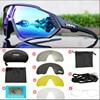 Ciclismo óculos polarizados mtb mountain bike ciclismo óculos de sol óculos de ciclismo óculos de proteção oculos 16