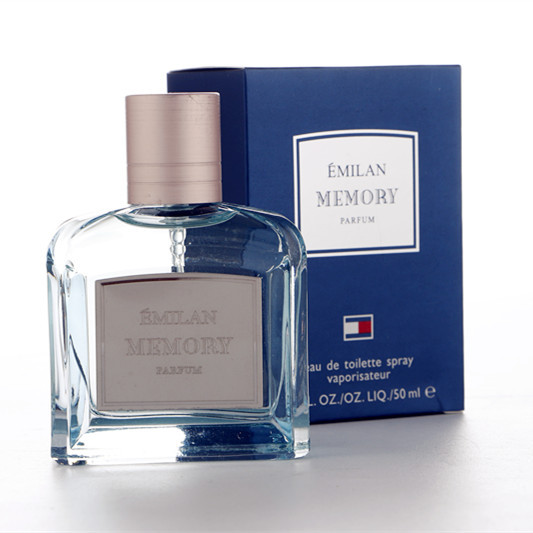 50ml original men's perfume mysterious men memory perfume lasting fragrance cologne exquisite box perfume