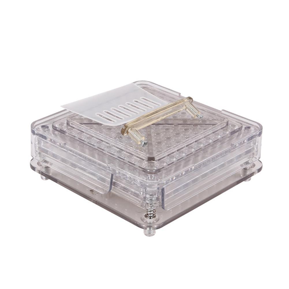 00 #100 отверстия прозрачная машина для ручного наполнения капсул порошок Наполнитель капсулы производитель