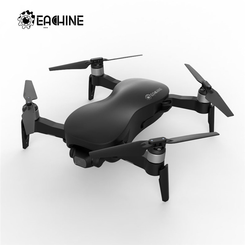 Eachine EX4 5G WIFI 1.2KM <font><b>FPV</b></font> GPS With 4K HD Camera 3-Axis Stable Gimbal Altitude Hold Mode RC <font><b>Drone</b></font> Quadcopter RTF image