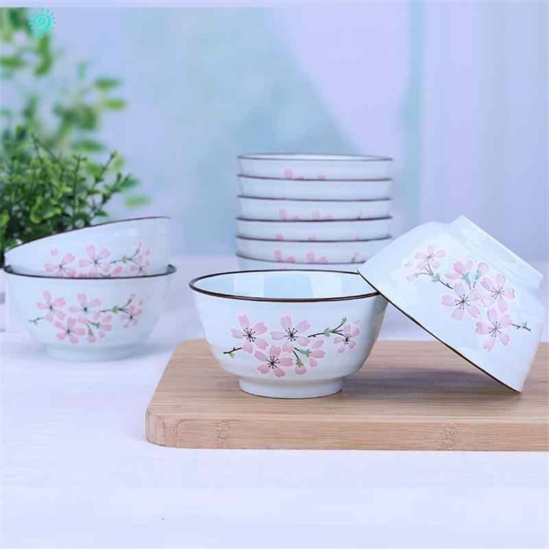 Noedels Koreaanse Saus Vajilla Schotel Bestek Porselein Tigela Cuenco Serveerschaal Keramische Keuken Bar Soep Ceramica Dining Kom
