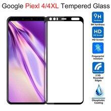 5D полное покрытие из закаленного стекла Google Pixel 4 4XL 3A 3XL lite стекло для Google Pixel 3A XL Pixel 3 Lite HD Защитная стеклянная пленка