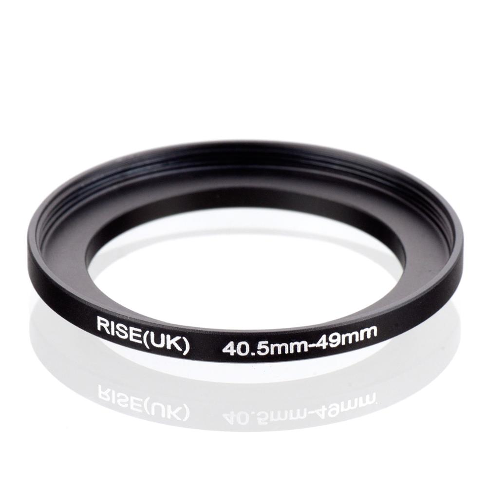 RISE(UK) 40.5mm-49mm 40.5-49 Mm 40.5 To 49 Step Up Filter Ring Adapter