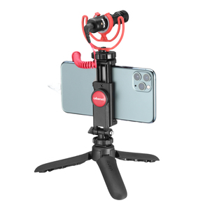 Image 2 - Ulanzi MT 10 MINI ขาตั้งกล้องสำหรับ DJI OSMO MOBILE 2 3 Gimbal ฐาน iPhone Andriod สมาร์ทโฟนกล้อง DSLR,อุปกรณ์เสริม Gimbal