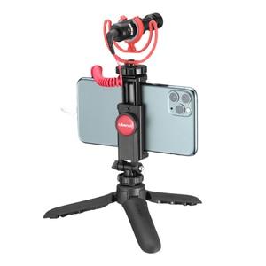 Image 2 - Ulanzi MT 10 Mini Treppiede per Dji Osmo Mobile 2 3 Giunto Cardanico Base Iphone Andriod Smartphone Fotocamere Reflex Digitali, Giunto Cardanico Accessori