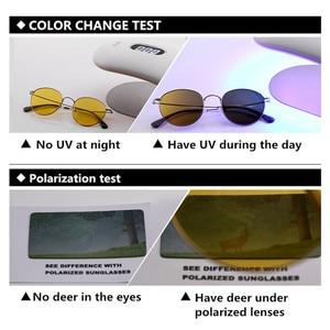 Image 4 - Очки ночного видения для мужчин и женщин, поляризационные антибликовые линзы, желтые солнцезащитные очки для вождения, ночное видение