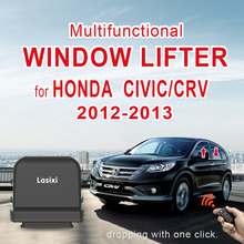 Remote Control Car Auto Power Window Closer Closing&Open For Honda CRV CIVIC 2012-2013 Roll Up