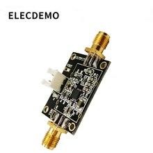 Модуль AD8318, логарифмический детектор, модуль обнаружения мощности 1 м 8 г RSSI, измерение радиочастотной мощности, функциональный демо плата