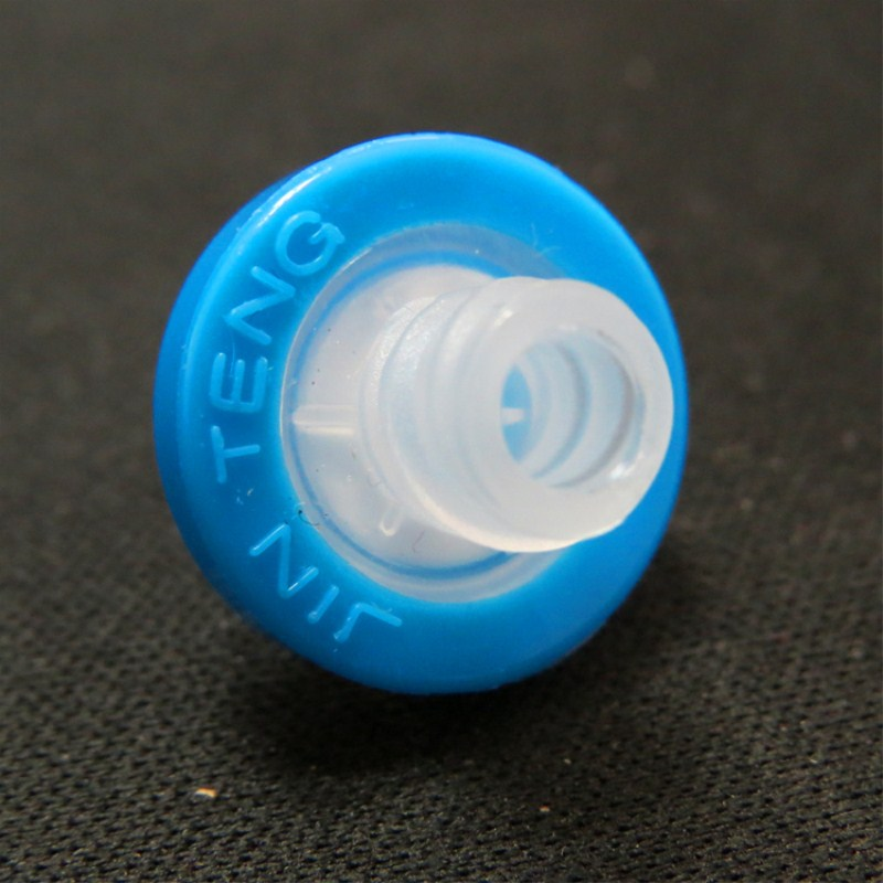 Syringe Filters PES OD 25MM 0.45 Micron Disposable Microporous Needle Filtration PES Membrane Needle Filter 100pcs/pk