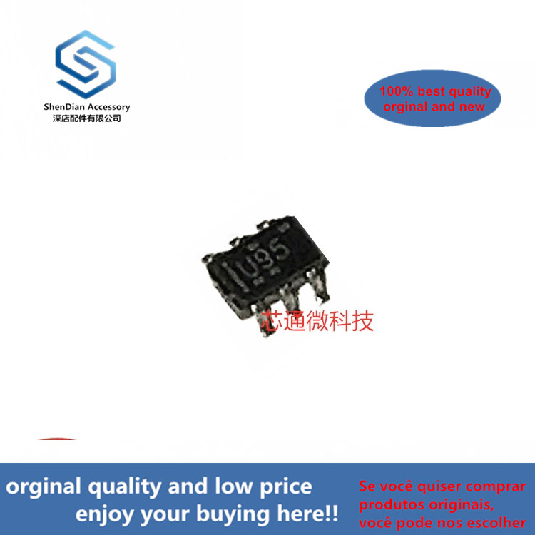 10pcs 100% Orginal New Best Qualtiy SN74AUC2G34DCKR Silk-screen U95 SOT23-6 Optimized For 1.8-V Operation An ( Can Work Perfect)