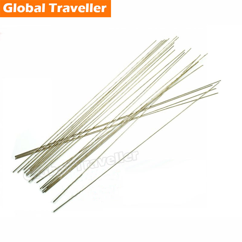 1 piece 75% silver and 25% copper Welding Silver Silver Solder wire for Sax/ Brass/ Woodwind repair dedicated Saxophone