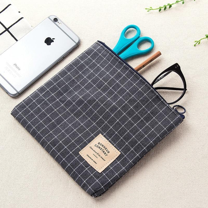Wallet Fresh Mini Zero Small South Korea Women's Creative Canvas Art Students Pencil Case Camisole Han Shi Bao Zipper Bag