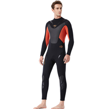 Swimming Surf Men Scuba Equipment man surf suit neoprene suit 3mm man Diving Neoprene Wetsuit Long Sleeve Rear zipper wetsuit цена и фото