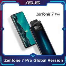 ASUS Zenfone 7/ 7Pro 8GB RAM 128/256GB ROM Snapdragon 865/865Plus 5000mAh NFC Android Q 90Hz 5G Smartphone Globale Version