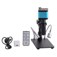 41MP HDMI USB Industrial Microscope Camera High Definition Digital Magnifier Lens for Cameras Phone DIY Repair ALI88