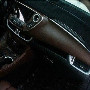 Image 3 - למעלה איכות W1398 בצבע עץ PVC מדבקת עץ סרט סטיילינג גלישת גלישת פנימי קישוט בצבע עץ pvc ויניל סרט מדבקה